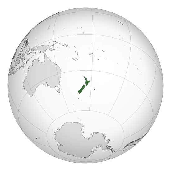 a situação dos Nova Zelândia em alta resolução