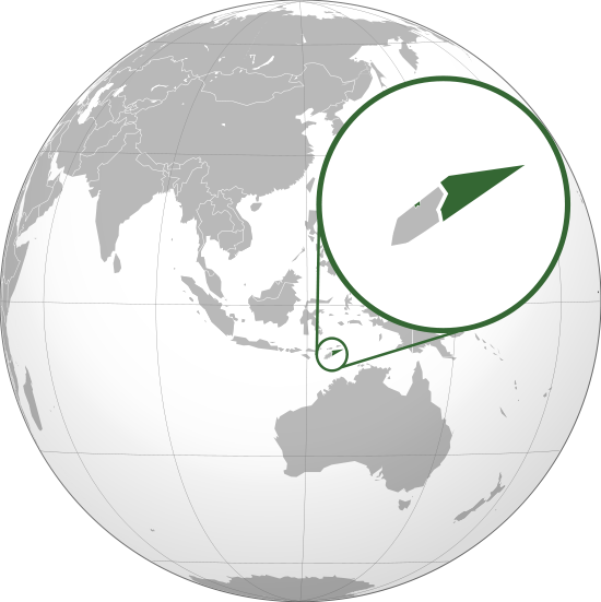 location of East Timor high resolution